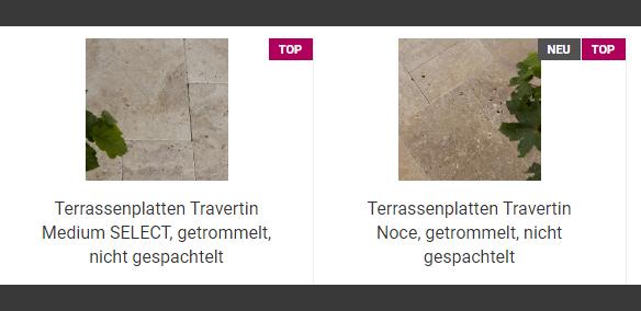 Travertin Für Ihre Terrasse Im Mediterranen Stil